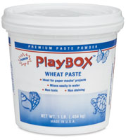 Playbox Wheat Paste