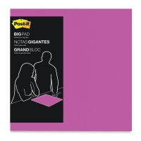 Super Sticky Big Notes, Pink
