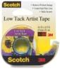 Scotch Low Tack Artist Tape