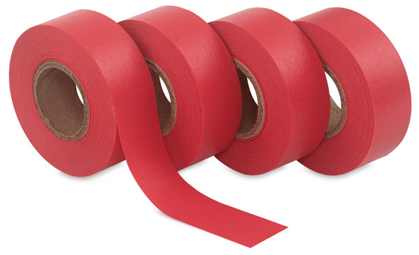 Masking Tape, Pkg of 4