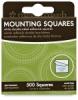 Mounting Squares, Pkg of 500