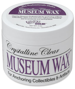 Crystal Clear Museum Wax