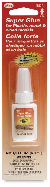 Testors Super Glue