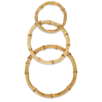 Natural Bamboo Ring