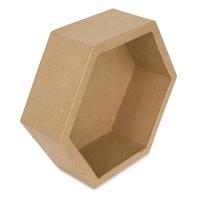 Shadow Box Shape, Hexagon