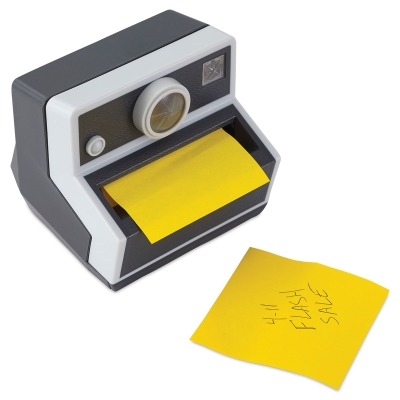 Camera Pop-up Note Dispenser