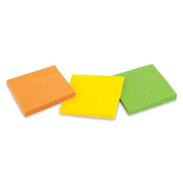 Extreme Notes, Pkg of 3<br>Assorted Colors