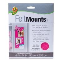 Felt Mount, Locker