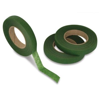 Floral Tape, Pkg of 3 Rolls</br>(Moss Green)