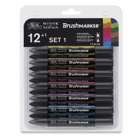 Assorted Tones, Set of 12