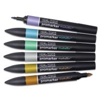 Metallic Colors, Set of 6