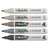 Grey Tones, Set of 5