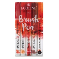Red Hues, Set of 5
