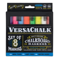 Liquid Chalk Markers, Set of 8