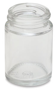 Glass Bottle Only, 1 oz