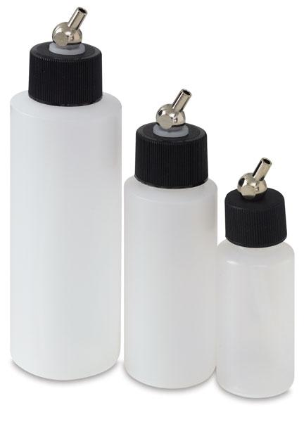 Translucent Cylinder Bottles