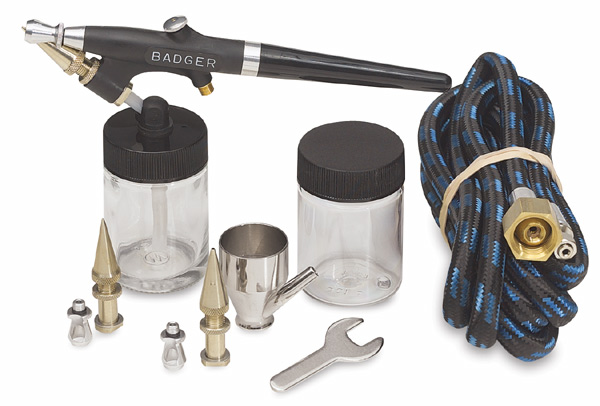 Model 350 Single Action Airbrush Set