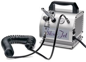 Silver Jet Studio Compressor