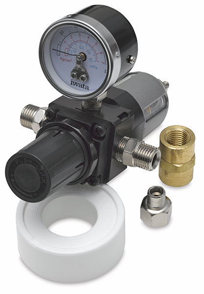 Moisture Filter/Regulator F