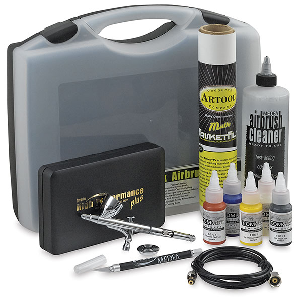 Airbrush, HP-C Plus Pro Pak Kit