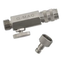 G-MAC Valve with Quick Connect Plug