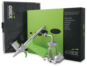 Tritium TS Airbrush Set, 0.3 mm nozzle