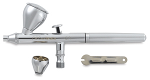 Neo for Iwata CN Gravity Feed, Dual-Action Airbrush</br>with Two Cup Sizes