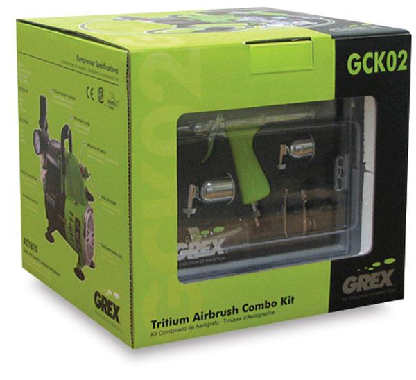 Airbrush Combo Kit, Tritium TS