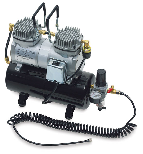 Model 2100 Compressor