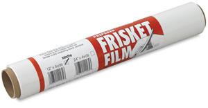 Frisket Film, Roll