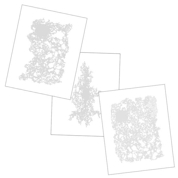Texture FX Templates, Set of 3