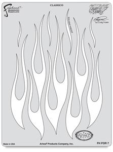 Flame-O-Rama 2 Classico Template