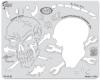 Wrath of Skull Master Mr. Potato Bonz Template