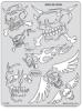 Son of Skull Master Devil or Angel Template