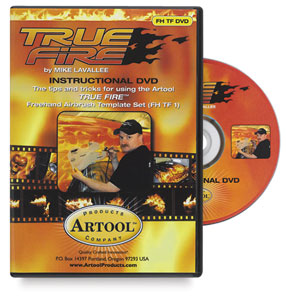 True Fire DVD