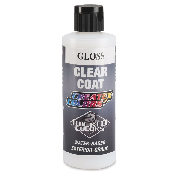 Gloss Clear Coat, 4 oz