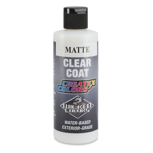 Matte Clear Coat, 4 oz