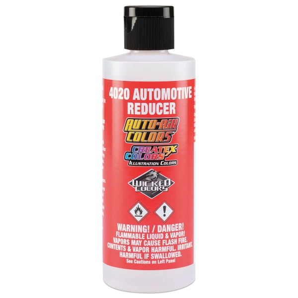Createx Auto Air Additives, Automotive Reducer