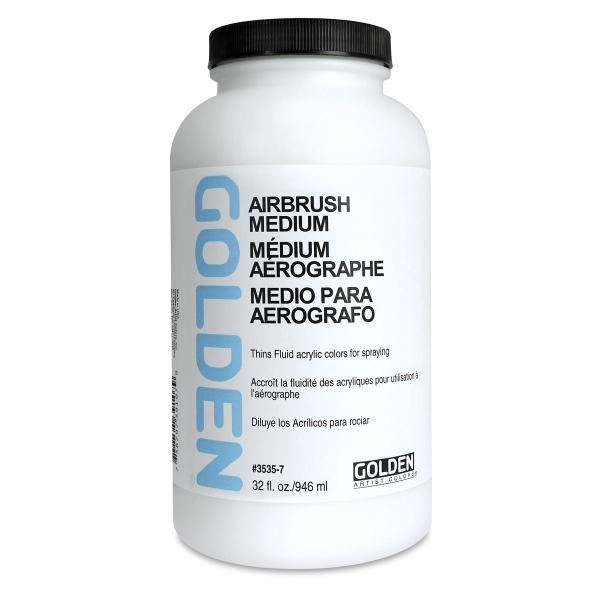 Airbrush Medium, 32 oz