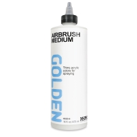 Airbrush Medium, 16 oz