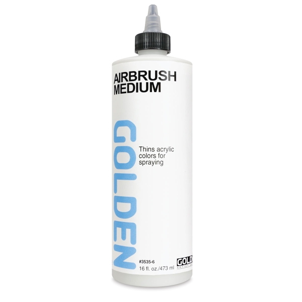 Airbrush Medium, 16 oz