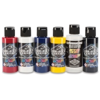 Createx Wicked Colors Airbrush Colors Sets