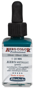 Metallic Green, 28 ml