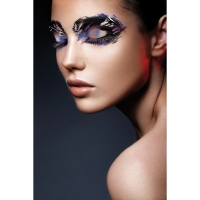 Eyeshadow Pencil, Example Artwork