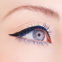 Line Ace Liquid Eyeliner, Example of Use