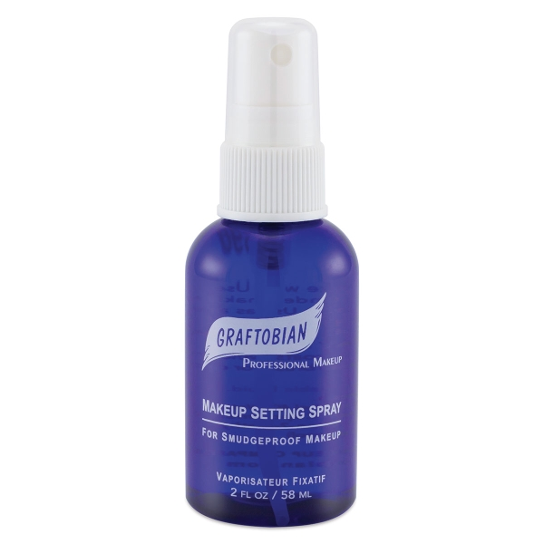 Makeup Setting Spray, 2 oz