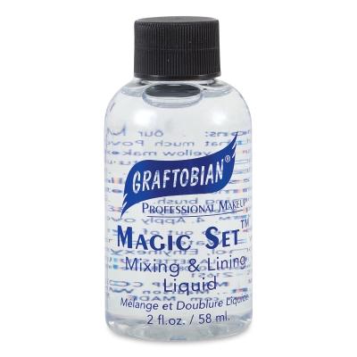 Magic Set Mixing and Lining Liquid, 2 oz Bottle