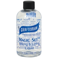Magic Set Mixing and Lining Liquid, 8 oz Bottle