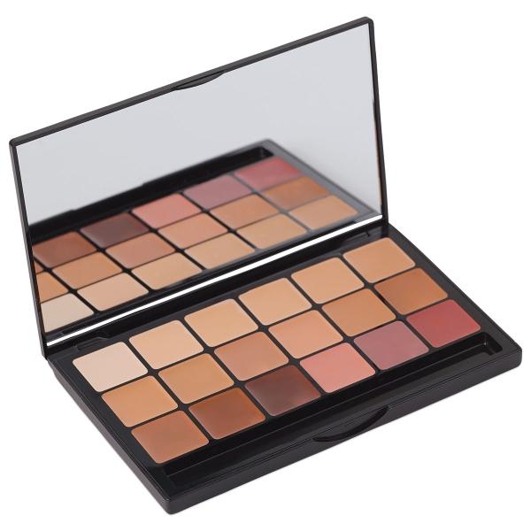 HD Glamour Creme Palette, Cool Super Palette