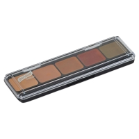 HD Glamour Creme Palette, Corrector Palette Dark